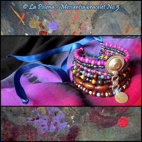 https://flic.kr/p/PhCvH4 | Messantia bracelet | (custom order, sold)