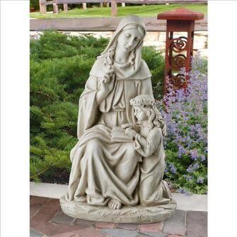 Madonnau0027s Garden Blessings Statue $79.95