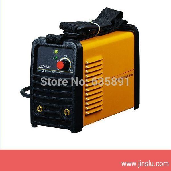 105.00$  Watch here - http://alir3q.worldwells.pw/go.php?t=1817342052 - IGBT ZX7-140/ARC140  MMA  welder, portable welding machine 105.00$
