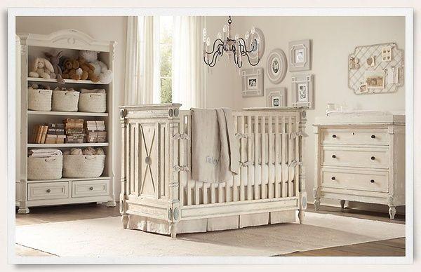 Classic Nursery #neutral #nursery #design