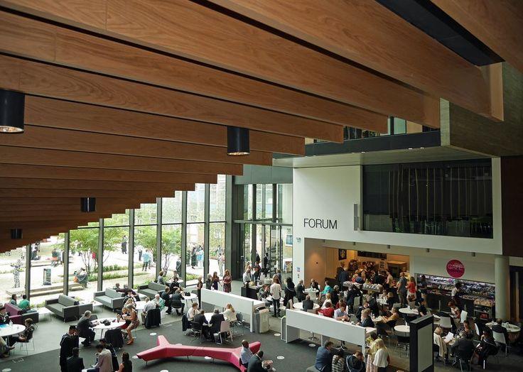Brookes Uni - Forum Space / Design Engine