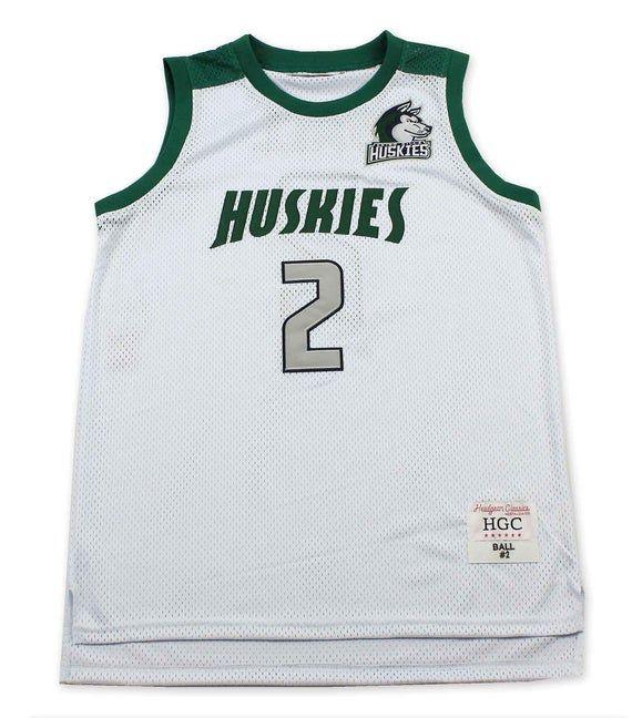 Lonzo Ball Chino Hills White High School Basketball Jersey Basketball Jersey High School Basketball Athletic Wear