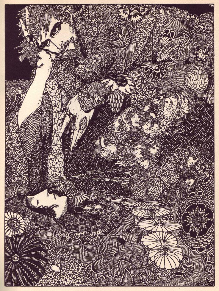 Harry Clarke - Illustration