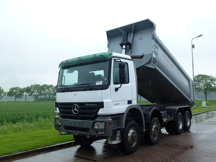 For sale used and second hand tipper mercedes benz 4141 for Used mercedes benz tipper trucks for sale in germany