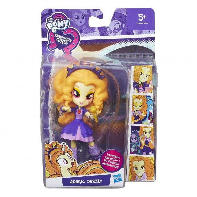 #1282529 - adagio dazzle, doll, equestria girls, equestria girls minis, ponified, safe, solo, toy, unicorn - Derpibooru - My Little Pony: Friendship is Magic Imageboard