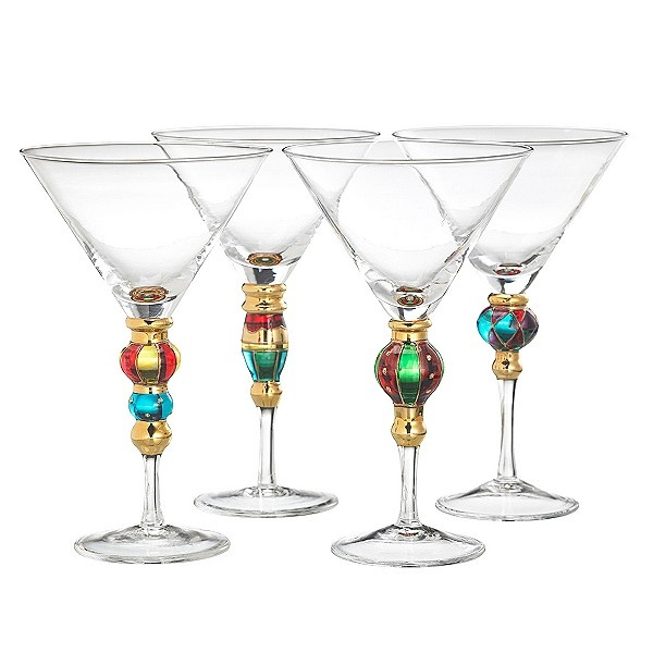 81 best images about christmas in jewel tones on pinterest for Christmas in a glass cocktail