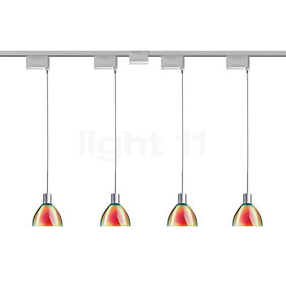 Bruck Duolare 2 M Schiene Mit 4 X Silva Neo Led Led Lampen Schienensysteme