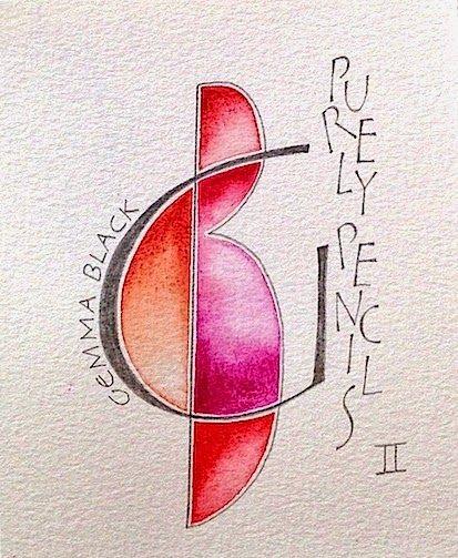 Gemma Black Calligrapher: Pencils Workshops ASC & CCS