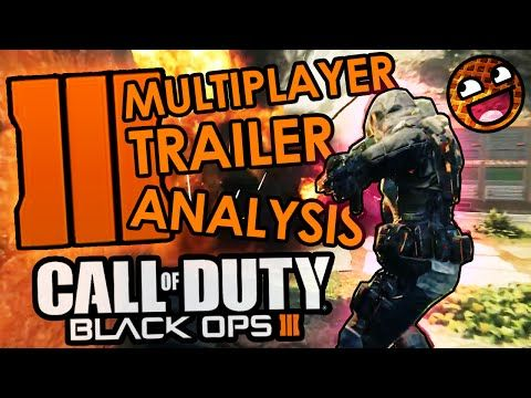 http://callofdutyforever.com/call-of-duty-gameplay/black-ops-3-multiplayer-reveal-trailer-breakdown-call-of-duty-bo3-gameplay-e3-2015/ - BLACK OPS 3 MULTIPLAYER REVEAL TRAILER BREAKDOWN (Call of Duty: BO3 Gameplay E3 2015)  This is my breakdown of the official Call of Duty Black Ops 3 Multiplayer reveal trailer from E3 2015's Sony conference. We see plenty of scorestreaks in action, wall running, specialist abilities, and more!! The TEMPEST looks super awesome and the