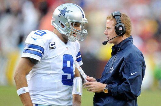 Dallas Cowboys injury update: Tony Romo hurt during won over Redskins #cowboysnation