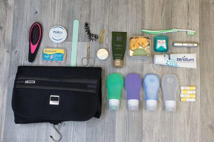 Meine minimalistische Reise Packliste für Backpacker - inklusive Checkliste ✓