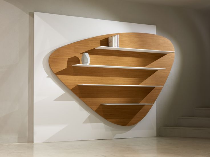 Bookcase of Plectrum's Collection design by Stefania Tieri for Boffetto