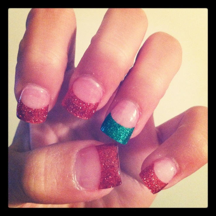 14 Best Images About Acrylic Nails On Pinterest