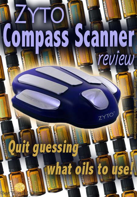 My doTERRA Zyto Scan Review – Quit Guessing Which Oils to Use!