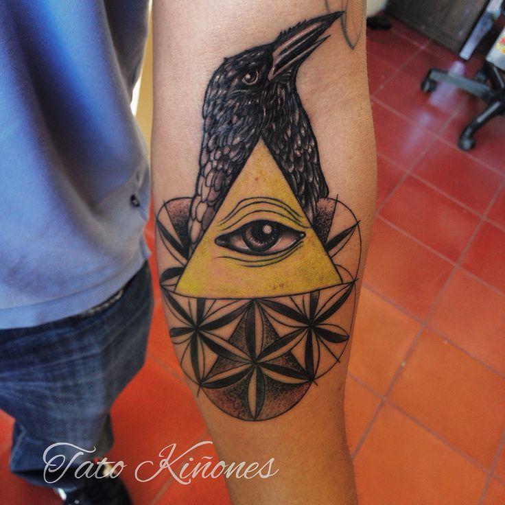 106 best tattoos by tato kiones images on pinterest irezumi crown tattoo with illuminati tattoo and geometric tattoo done by our resident tattoo artist tato kiones thecheapjerseys Gallery