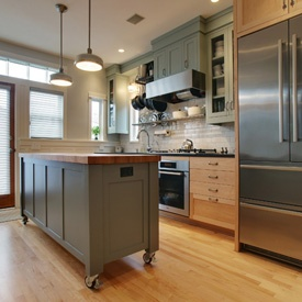 JAS Design Build :: Kitchen Remodels :: A Place For Everything