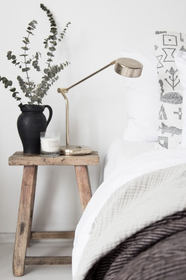 My Budget Bedroom Refresh / Photo And Production Niki Brantmark   My  Scandinavian Home. Styling. Budget BedroomHome Decor ...