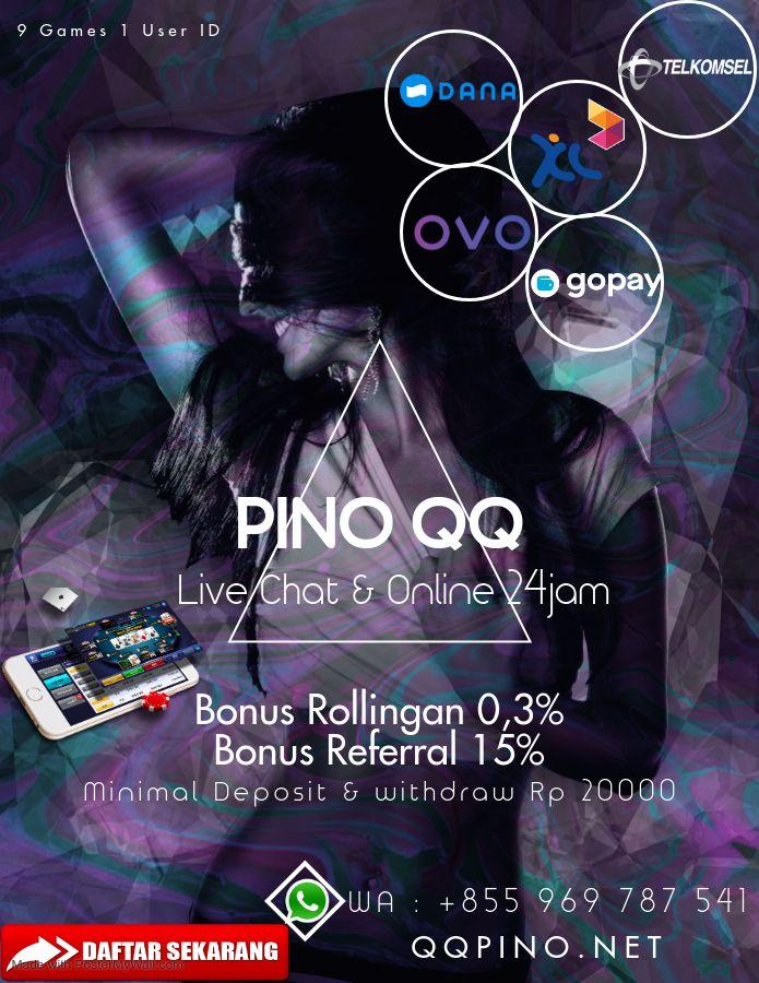 Pino Qq Texas Holdem Poker Online Texas Holdem