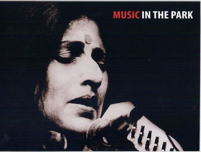 Kishori Amonkar. She is the best Indian Classical singer I have heard so far. Her life, her voice, her struggle is very inspiring. I personally like all her ragas, because there is a mystifying attitude in all of them. Her voice reaches & touches all our chords. 'swara saraswati' of Indian music, she has definitely made a place for herself in this wide world of music. Zakir Husain says – 'its not easy to achieve nirvana through music, but kishori tai surely has. Love her totally!