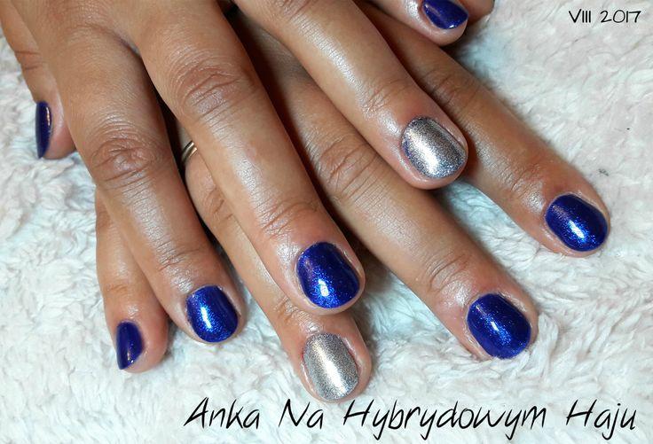 https://www.facebook.com/AnkaNaHybrydowymHaju/  #paznokcie #pazurki #manicure #hybrydy #AnkaNaHybrydowymHaju #Nails   #glitter #holo