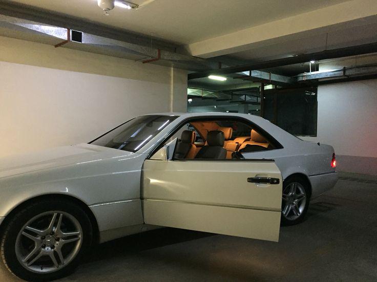 Mercedes CL500 1998