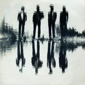The Aynsley Dunbar Retaliation (first album, 1968).  Cover by Hipgnosis.