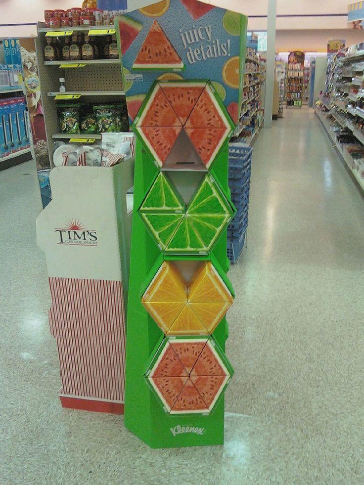 Kleenex slice of summer wedge tower