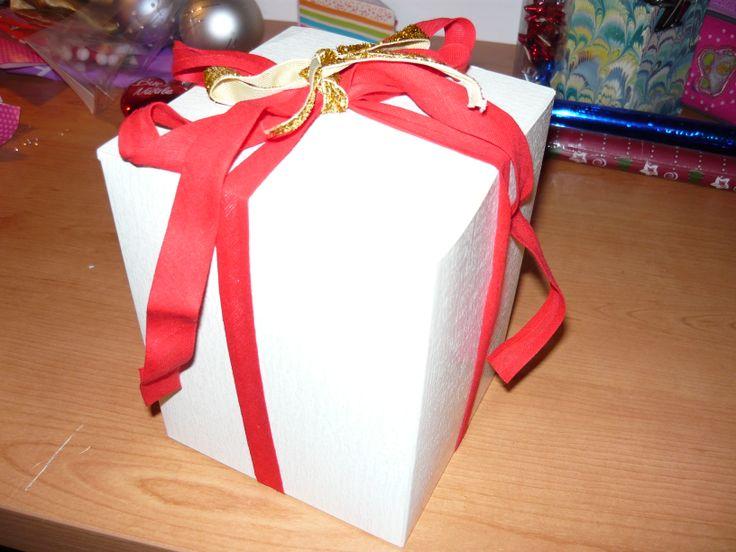 Christmas present for my grandfather.