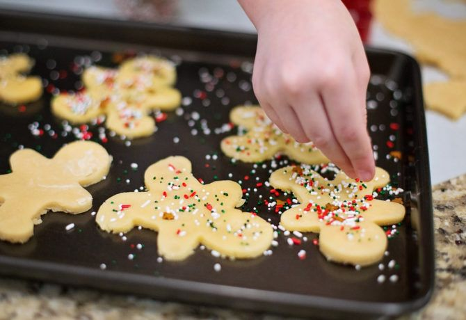 Cooking With Kids For Christmas