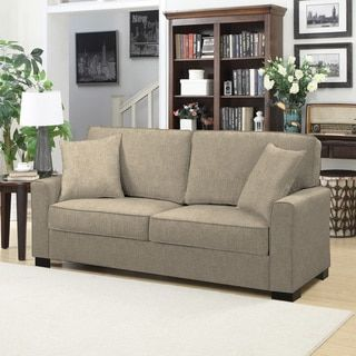 Shop for Portfolio Karsten SoFast Grey Taupe Chenille Sofa . Get free shipping at Overstock.com - Your Online Furniture Outlet Store! Get 5% in rewards with Club O!