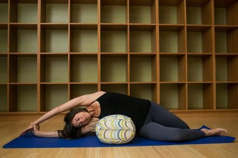 Ideas for Oval Bolsters – Inner Space Yoga & Meditation Supplies