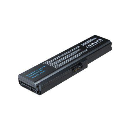 LIBOWER™ New Laptop Battery PA3817U-1BRS PA3818U-1BRS PA3819U-1BRS for Toshiba A660 A660D C600D C675 C675D L700 L745 L750 L750D L770 L770D L775 L775D M640 M645 P750 P750D P755 P755D P770 P770D P775 P775D Series 10.8V 4400mAh Li-ion 6cell (Black)