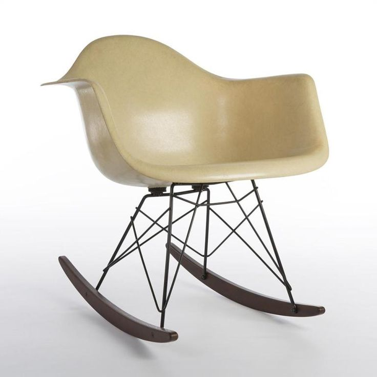 Furniture: Amazing Eames Rocking Chair Upholstered Also Eames Rocking Chair In Living Room from 3 Tips In Selling The Eames Rocking Chair