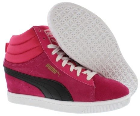 Puma Classic Wedge Women's Shoes Size 5.5