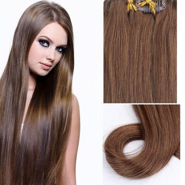 119 best real human hair extensions images on pinterest real cheap real hair extensions clip in hairextensions virginhair humanhair remyhair http pmusecretfo Choice Image