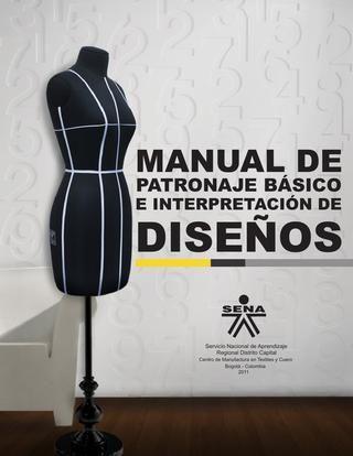 Patronaje manual Tgo en diseño para la industria de la moda Garzon - Huila