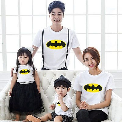 Cotton Women Men Baby Tops Summer Family Matching Outfits MaMa PaPa Print Short Sleeve Shirt Tops Baby T shirt Tops