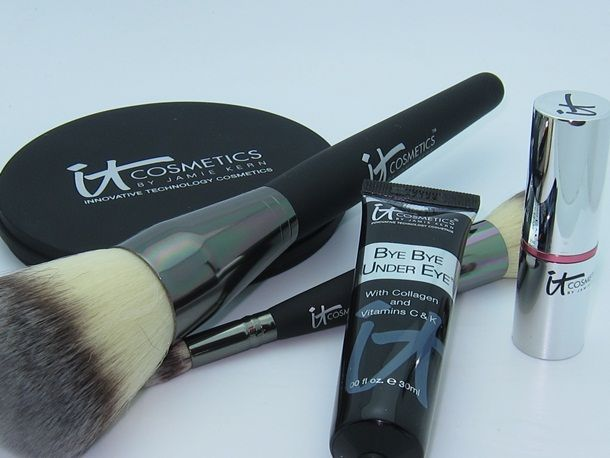 It Cosmetics Vitality Anti-Aging 5 Piece Collection QVC Today's Special Value July 2012