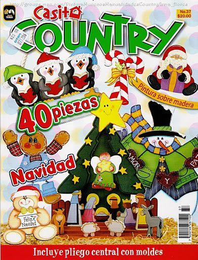 Casita Country Navidad nº37