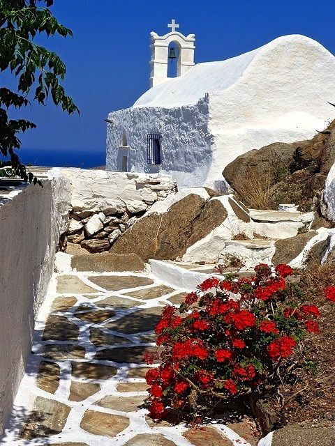Ios Island, Greece - This weeks travel pinspiration on the blog!