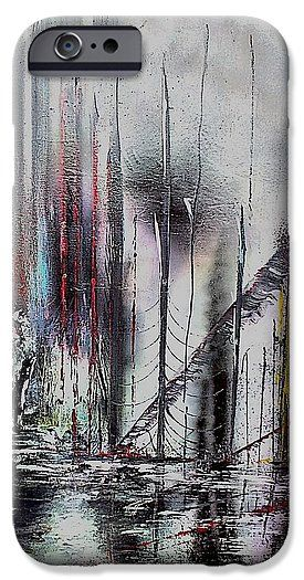 Printed with Fine Art spray painting image Gloomy Sunday by Nandor Molnar (When you visit the Shop, change the orientation, background color and image size as you wish)