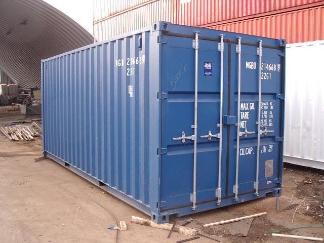 Elegant Storage Container 20 Foot