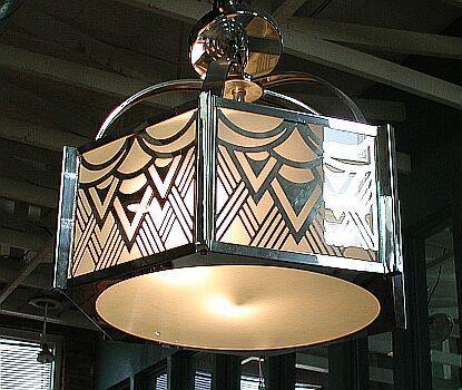 Deco-Dence Art Deco - Lighting - Chandeliers - Art Deco club chairs, bars, dining, bedroom, desks