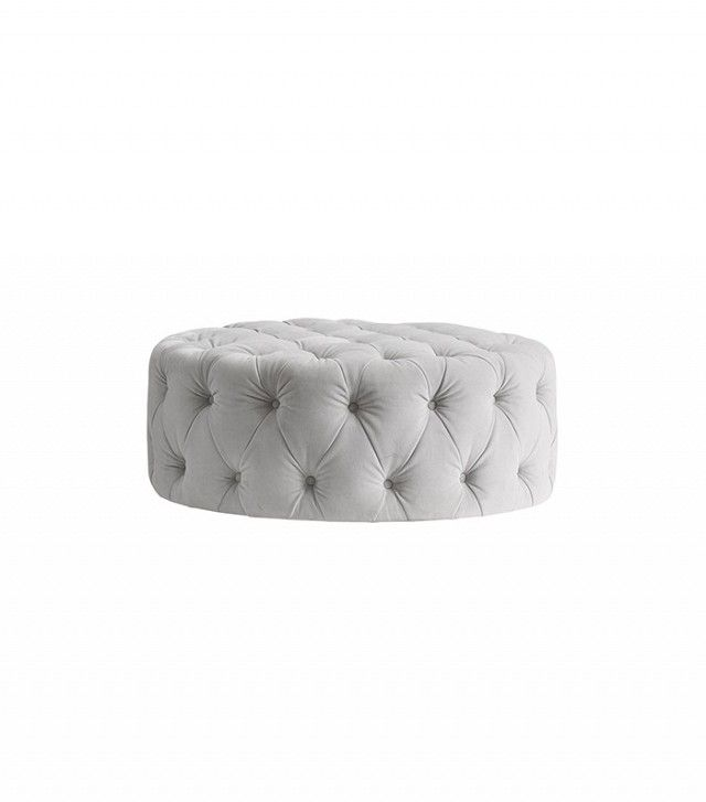 Monique Lhuillier S Decorating Tips For The Perfect Kids E Curly Coveting Pinterest Tufted Ottoman Round And