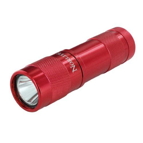 Cool! :)) Pin This & Follow Us! zCamping.com is your Camping Product Gallery ;) CLICK IMAGE TWICE for Pricing and Info :) SEE A LARGER SELECTION of camping flashlights at http://zcamping.com/category/camping-categories/camping-lighting/camping-flashlights/ - #hunting #camping #flashlights #campinglighting #campinggear #campingaccessories - Norlite 08-N106-R1W 1 Watt LED Flashlight, Red « zCamping.com