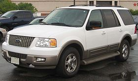 Ford Expedition [2nd generation] (2003–06)