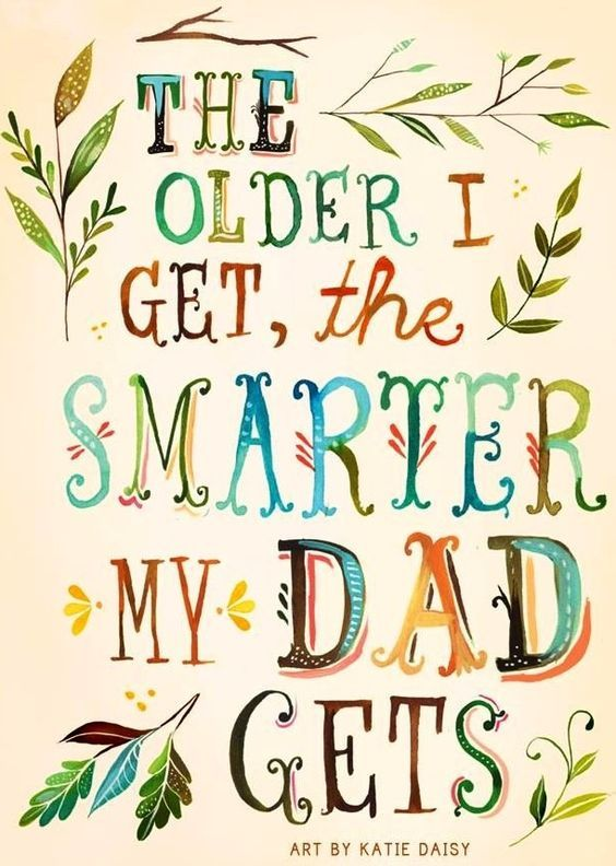 Check out our five favorite quotes about dads to show thanks for all they do!