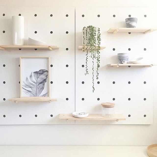 The new #Kmart peg board  Photo cred ➡️ @the.other.lauren Insta: thekmartdiaries
