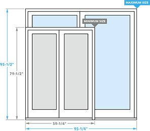 Pella Designer Series Sliding Patio Doors Offer Innovative Features Like  Built In Blinds That Give Your