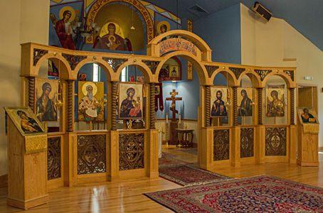 Skete.com: Fine Iconostases & Church Furniture at Reasonable Prices